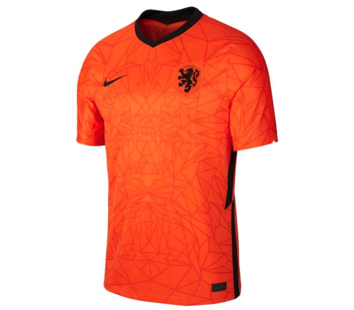 Les meilleurs chemises nationales exposées l'été - Championnat d'Europe de Football 2020